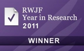 RWJF Year in Research Winner 2011