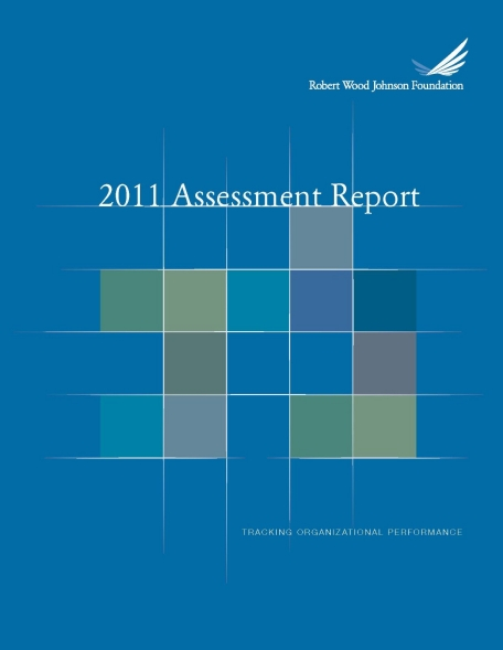 RWJF 2011 Assessment Report