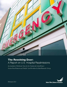 The Revolving Door: a Report on U.S. Hospital Readmissions