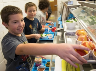 Healthier School Nutrition Standards