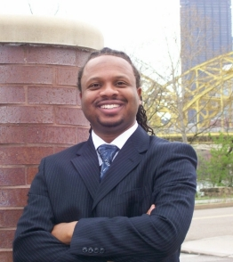Keon L. Gilbert, DrPH, MA, MPA, is an assistant professor in the Department of Behavioral Science & Health Education at St. Louis University's College for Public Health and Social Justice.