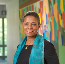 Portrait of Risa Lavizzo-Mourey, President and CEO of the Robert Wood Johnson Foundation.