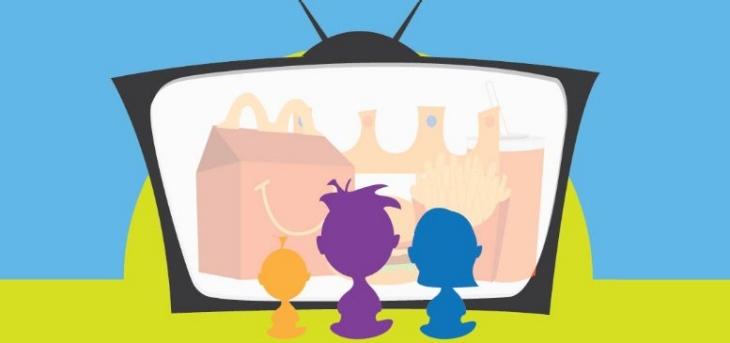 Fast Food TV Advertising Aimed at Kids - Part 2
