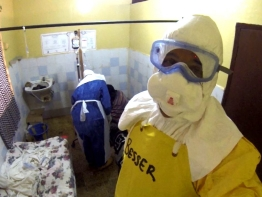 Dr. Besser reports from Liberia about the Ebola epidemic.