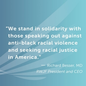 Racial Justice Quote Card