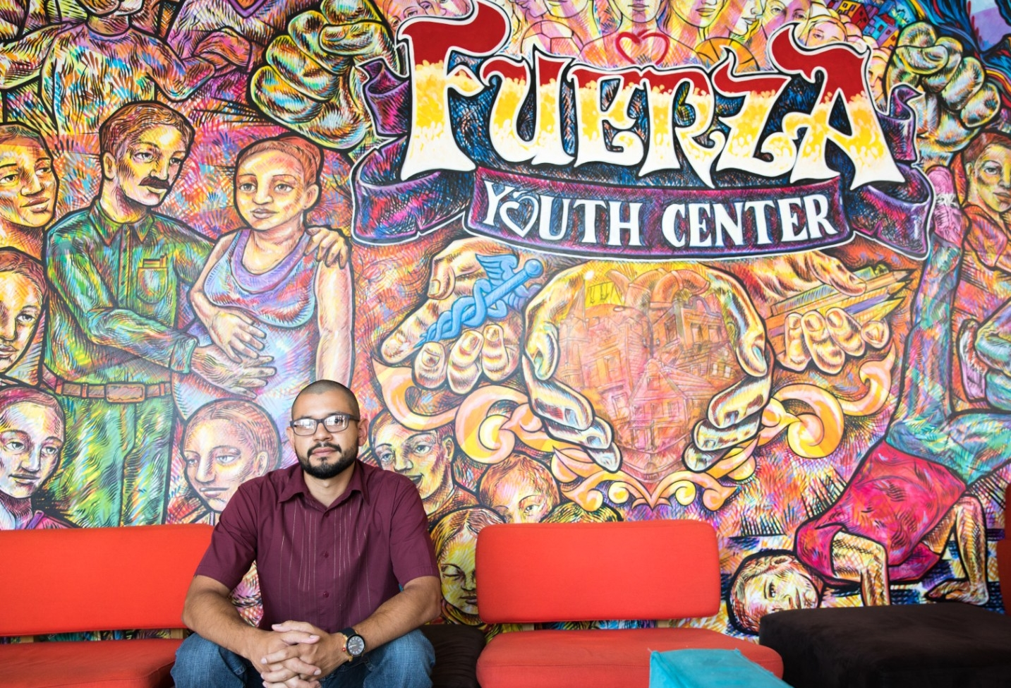 Fuerza is a youth center that creates a safe haven for kids.