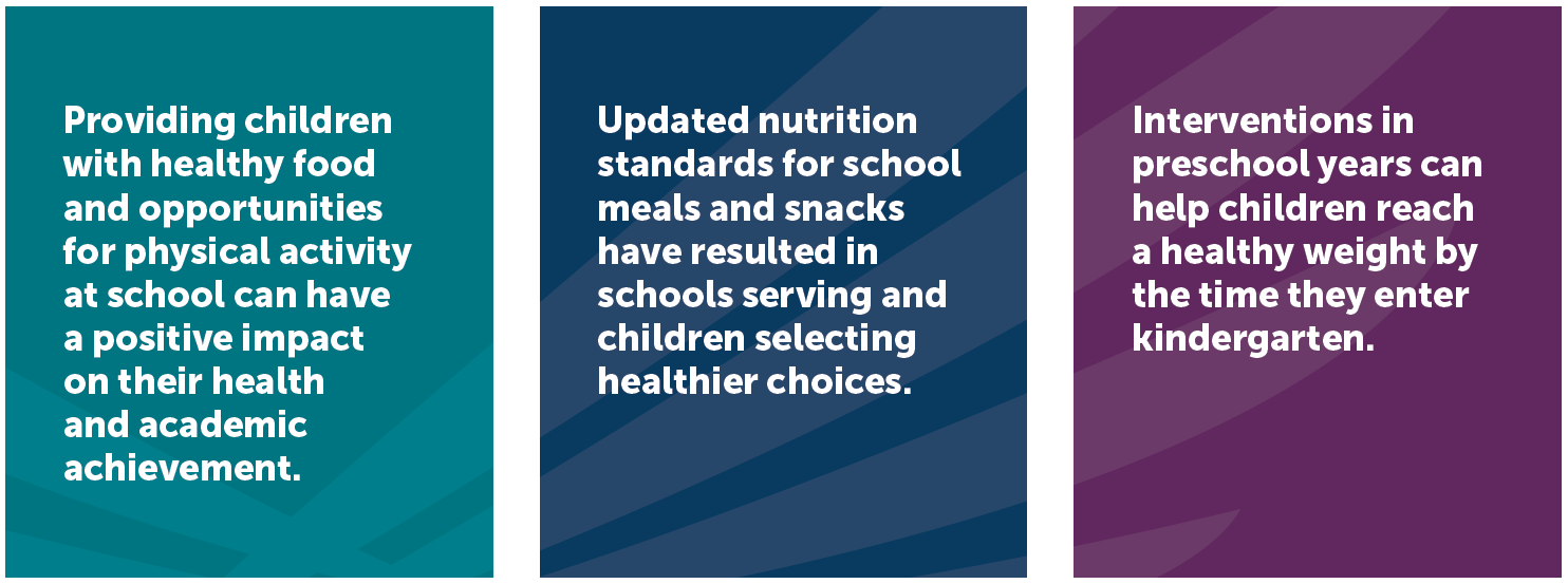 Schools and Obesity: Top Takeaways
