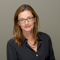Staff portrait of Katherine Hempstead