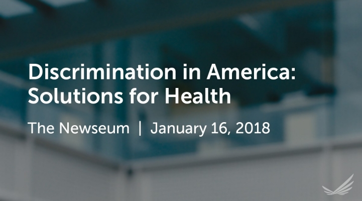 Discrimination in America: Solutions for Health